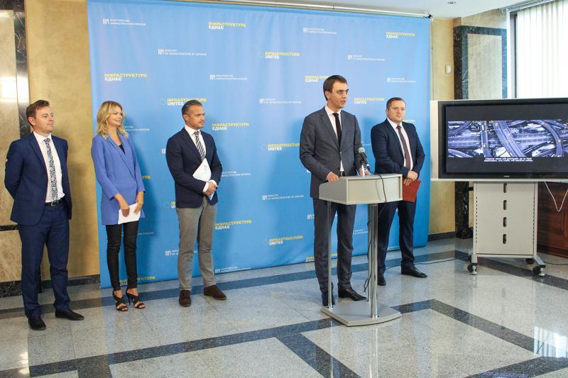 Уряд України оголосив міжнародний тендер на першу партію комплексів зважування в русі (Weight-in-Motion, або WiM), - Володимир Омелян
