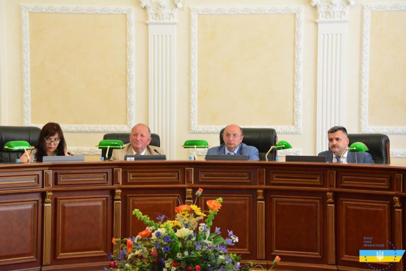 Дисциплінарна палата ВРП розгляне 41 скаргу на суддів (порядок денний)