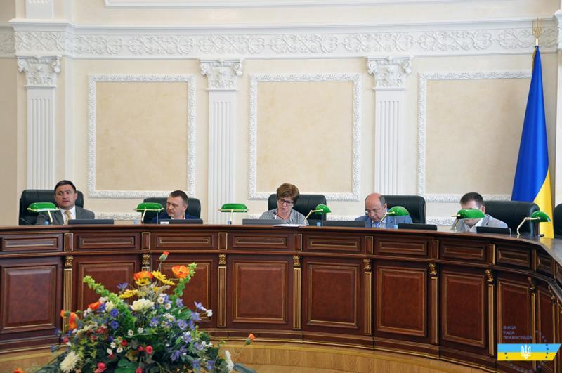 Дисциплінарна палата ВРП розгляне 13 скарг на суддів (порядок денний)