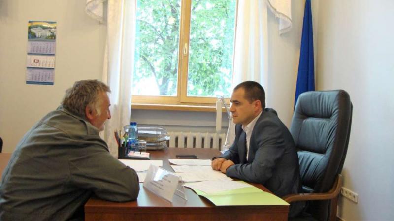3 липня у приймальні Верховної Ради України провів особистий прийом громадян секретар Комітету з питань економічної політики Богдан Матківський