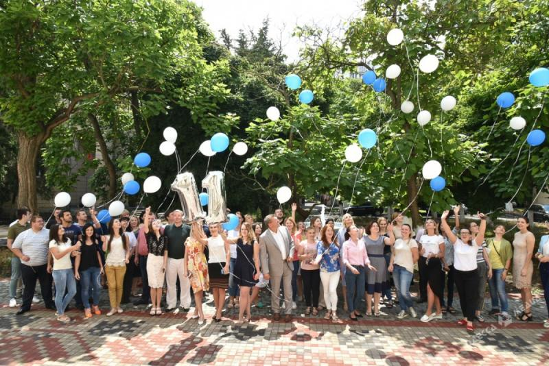 Одеський окружній адмінсуд відсвяткував 11-річчя заснування