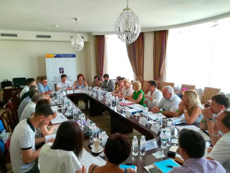 ВКДКА ухвалила рішення за 20 скаргами