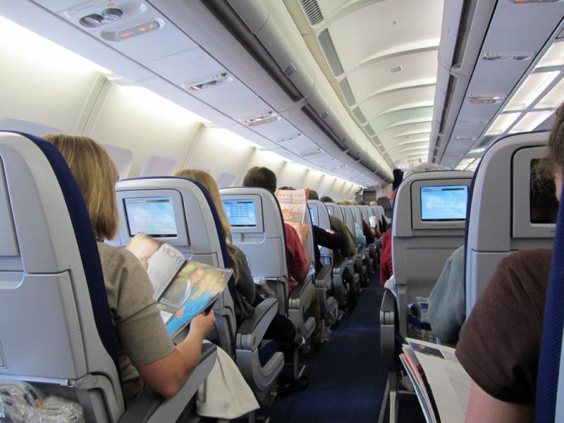 У Китаї авіапасажирам дозволять докуповувати додаткові місця