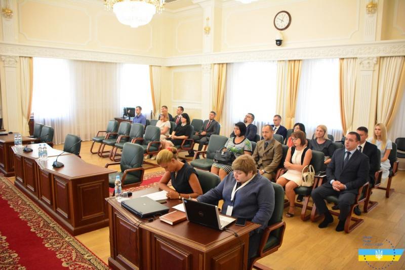ВРП внесе подання про переведення 389 суддів апеляційних судів (прізвища)
