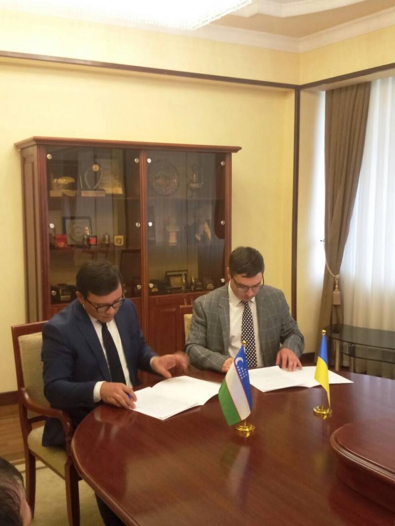 Відбулося засідання українсько- узбецької Змішаної Комісії з міжнародних автомобільних перевезень