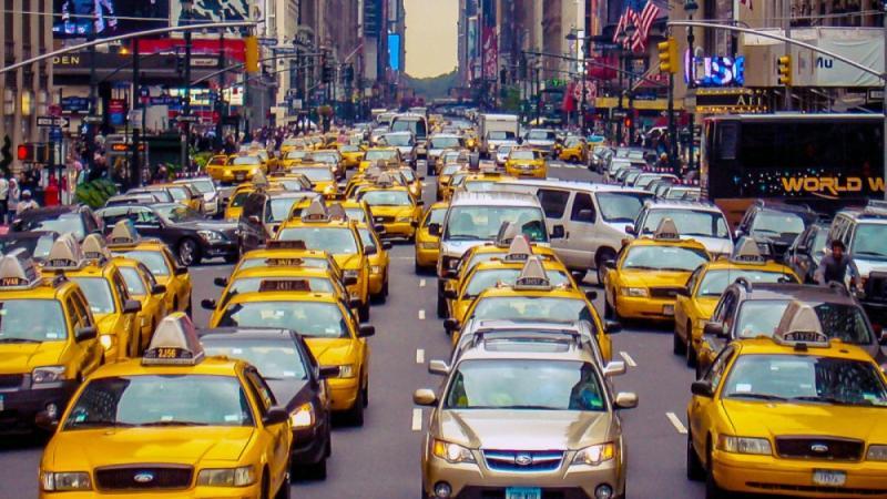 Жителі Нью-Йорка пересядуть на «жовті кеби»