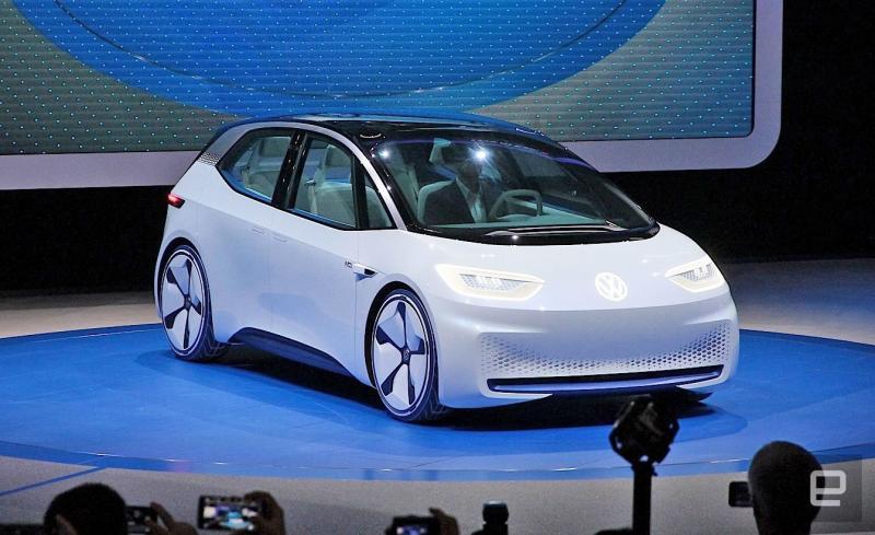 Volkswagen створить власну операційну систему для авто