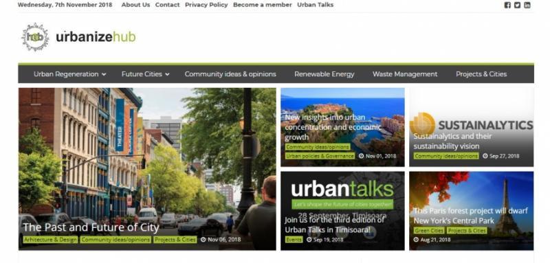 Садовий проводить передвиборчу кампанію, привласнивши чужий бренд Urban Talks?