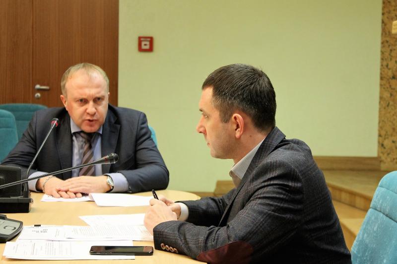 Ми маємо забезпечити безпечні умови руху автотранспорту цієї зими - Юрій Лавренюк