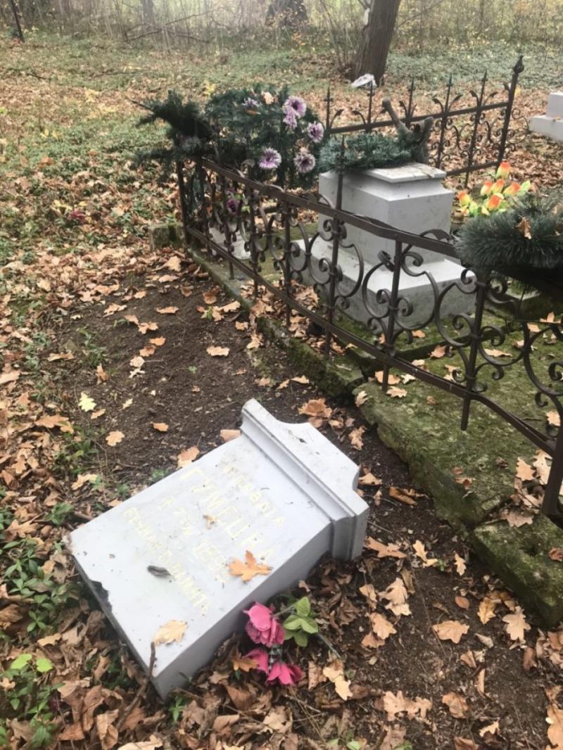 У Польщі за 4 км від українсько-польського кордону пошкодили українські поховання