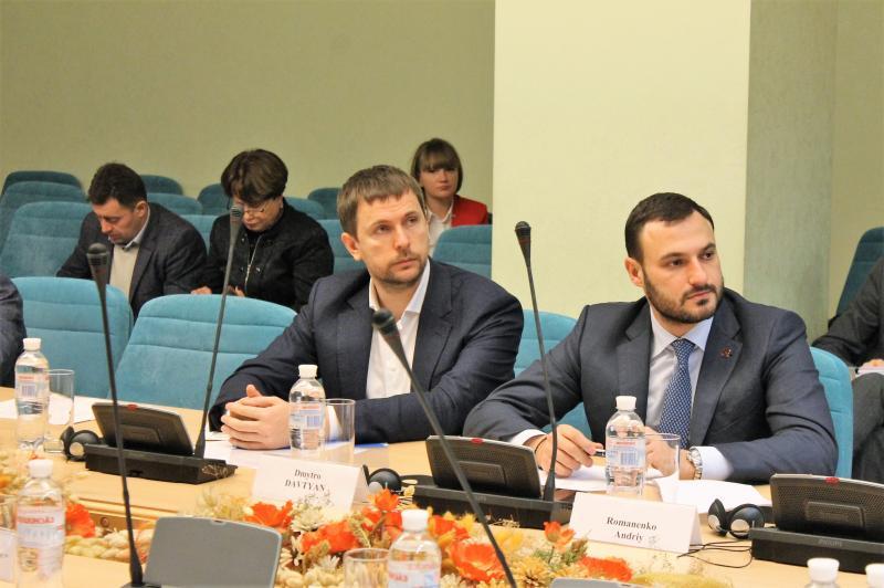 В Міністерстві інфраструктури розпочалась конференція з питань підготовки до реалізації спільного з ЄІБ проекту «Підвищення безпеки автомобільних доріг в містах України»
