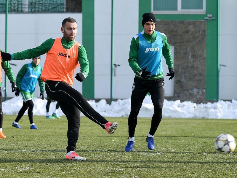 «Карпати» завершили підготовку до матчу 17-го туру УПЛ проти «Арсеналу»