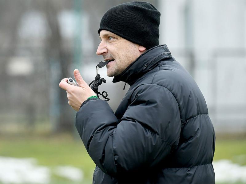 Футболісти «Карпат» готуються до завершального матчу 2018 року