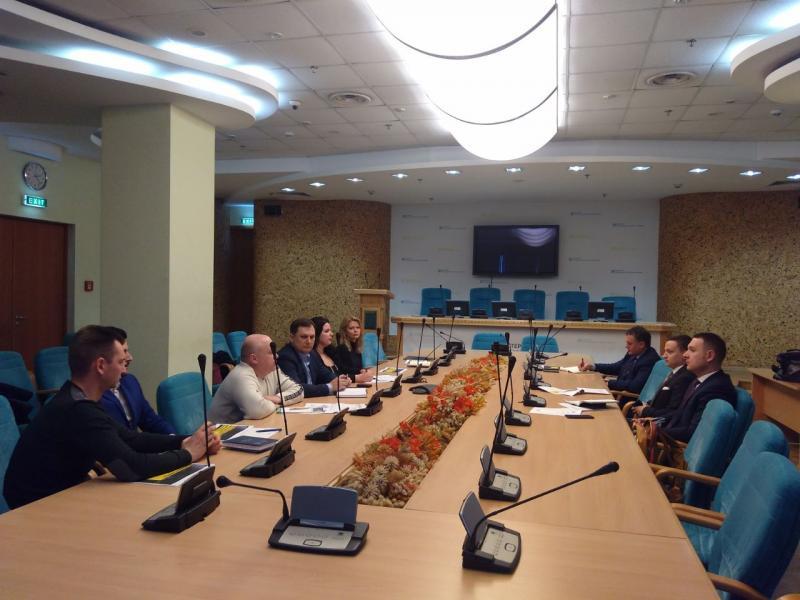 5-6 грудня Команда підтримки реформ провела переговори щодо залучення фінансування для розвитку проекту аеропорту Біла Церква