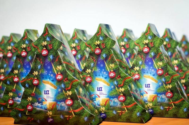 До Дня Миколая діти Донеччини отримали 60 000 подарунків