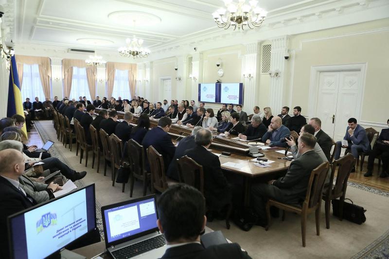 Відбулась координаційна нарада за участі уповноважених підрозділів з питань запобігання та виявлення корупції органів виконавчої влади