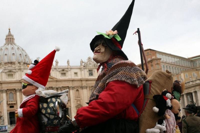Новий рік у світі, або Яких надздібностей набувають люди в новорічні дні