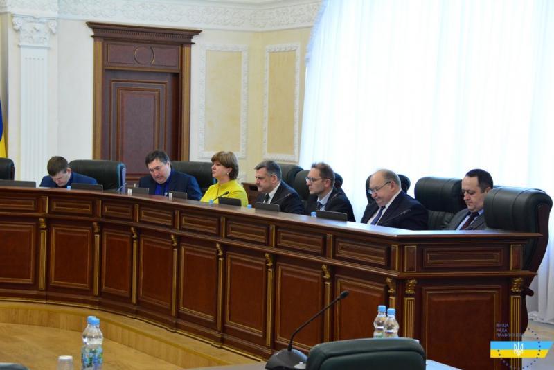 ВРП перевела 34 суддів до нових апеляційних судів (прізвища)