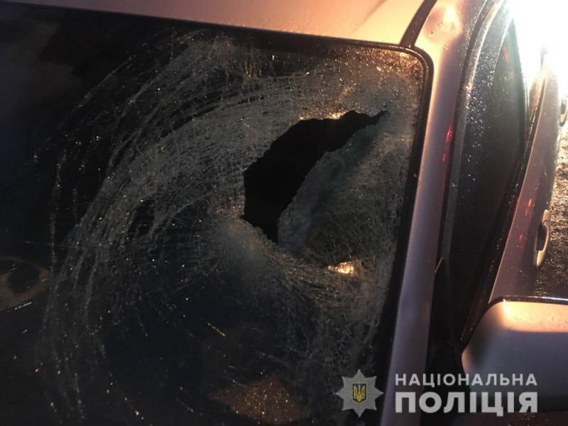 У Харкові водій на смерть збив пішохода
