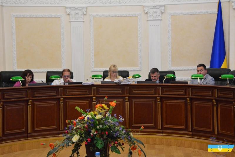 Дисциплінарна палата ВРП розгляне 15 скарг на суддів (порядок денний)