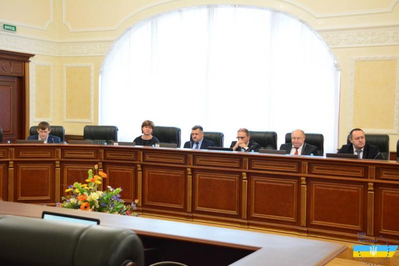 ВРП перевела 16 суддів до Другого апеляційного адмінсуду (прізвища)