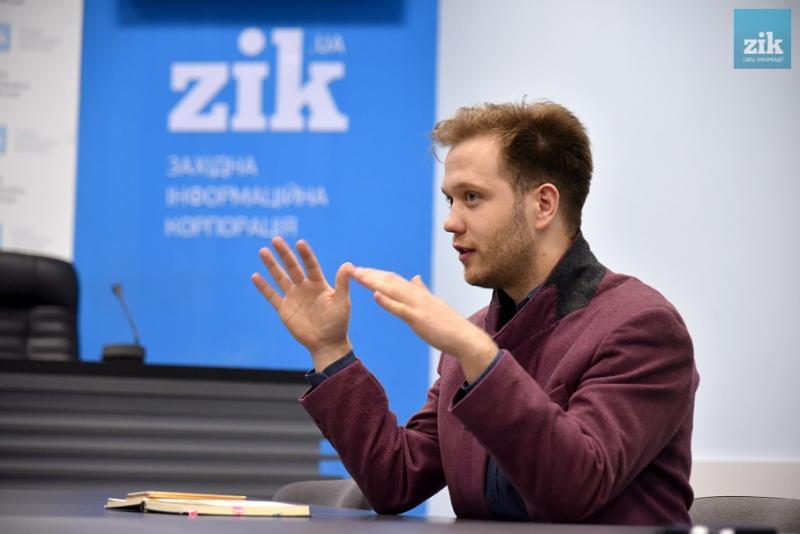 Диригент Роман Рибак: Українцям пощастило з голосом, тож маємо створити бренд свого хору