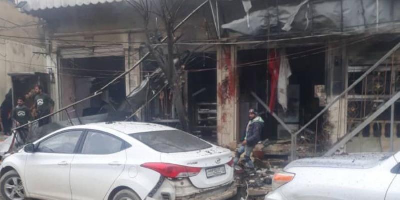 Під час вибуху у сирійському місті Манбідж загинули четверо американських військових