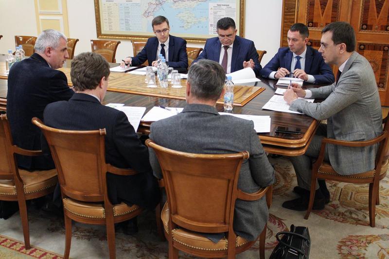 Київська область має повну підтримку Міністерства інфраструктури щодо відновлення автошляхів, - Володимир Омелян