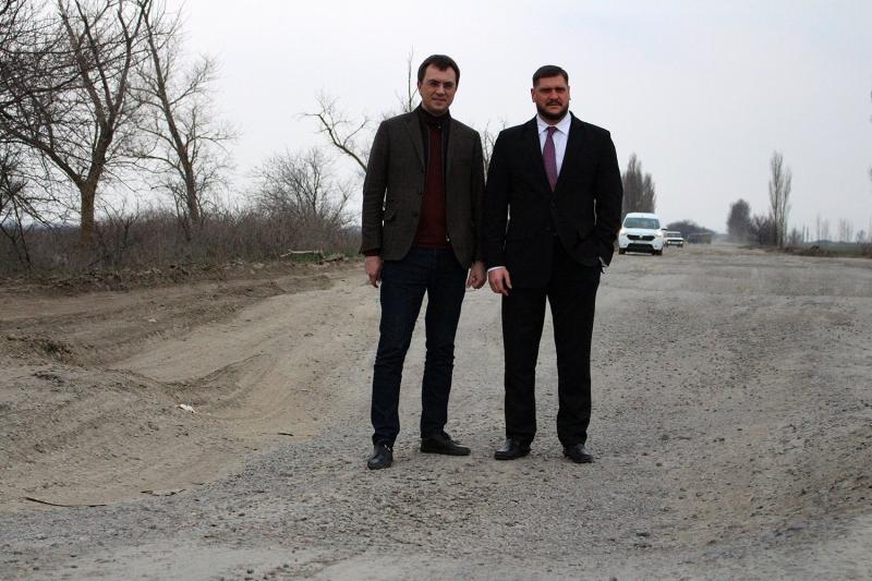 Ми поступово модернізуємо мережу автодоріг Миколаївської області, – Володимир Омелян
