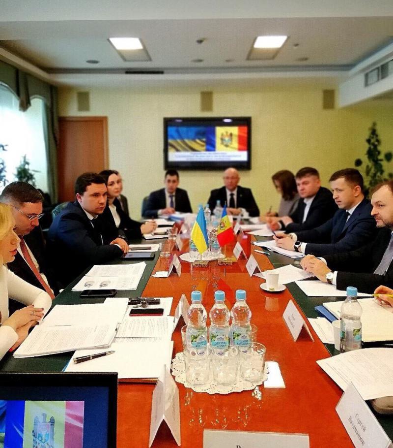 Відбулося чергове засідання українсько-молдовської Змішаної Комісії про міжнародне автомобільне сполучення