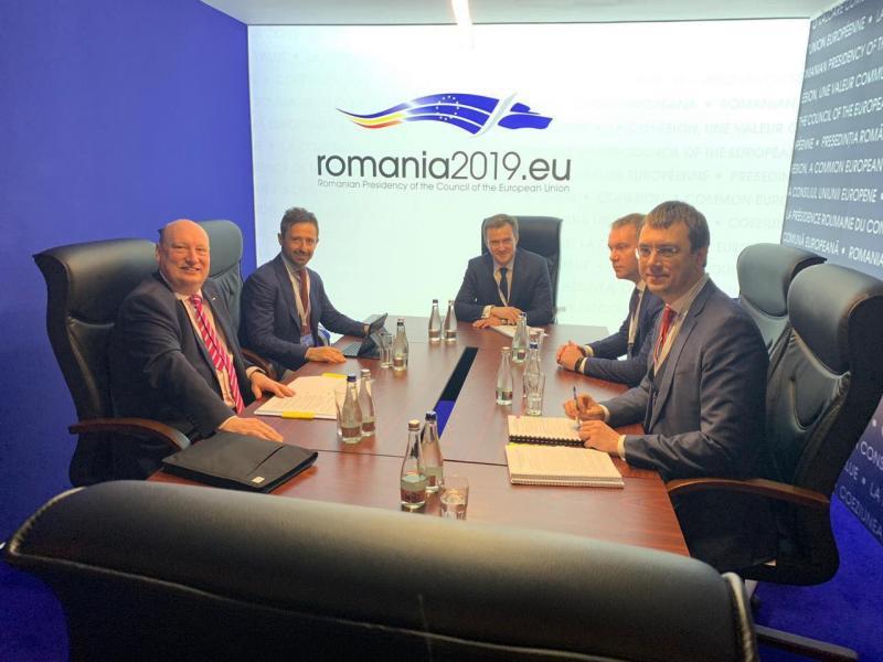 Інфраструктура України поступово модернізується та інтегрується до ЄС, – Володимир Омелян