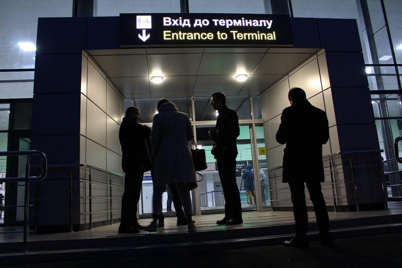 Міністр інфраструктури України Володимир Омелян проінспектував аеропорт «Полтава»
