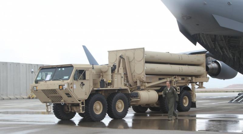 США вперше розгорнули систему ПРО THAAD в Ізраїлі
