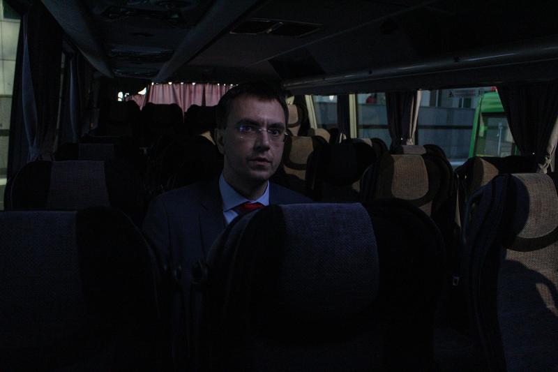Реформа сфери внутрішніх автобусних перевезень працює, - Володимир Омелян