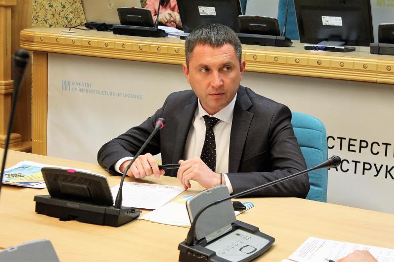 Юрій Лавренюк провів координаційну нараду щодо дотримання вагових норм на автомобільних дорогах України