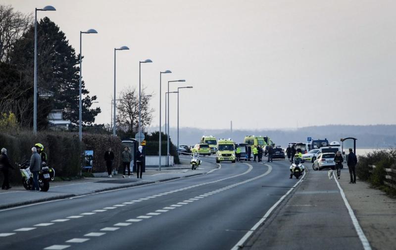 Біля Копенгагена сталася стрілянина, є загиблий і поранені
