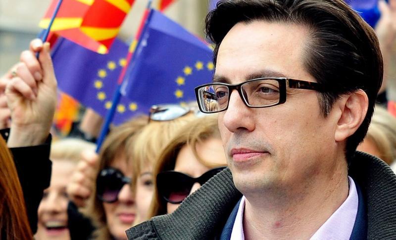 У Північній Македонії на виборах президента переміг прозахідний кандидат