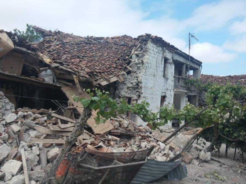 В Албанії стався землетрус, повідомляють про постраждалих і руйнування