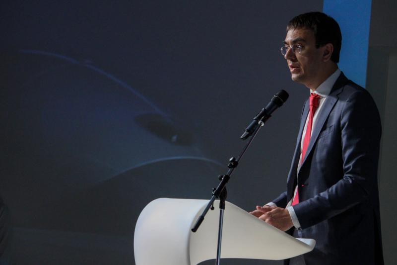 Володимир Омелян відкрив форум «Digitalization. Business talk. Open opportunities»