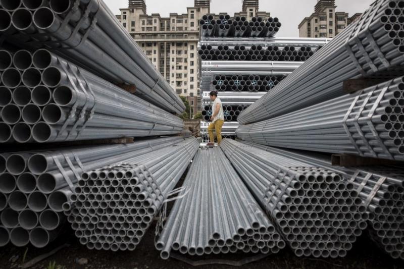 Україна ввела антидемпінгові мита на металопродукцію з РФ і Китаю