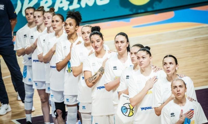 Збірна України поступилася іспанкам на старті жіночого Євробаскета-2019