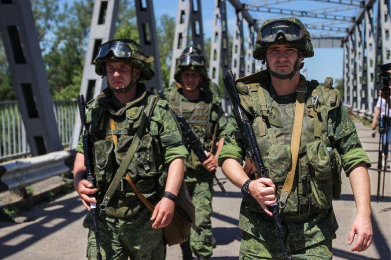 ОБСЄ підтвердила розведення підрозділів ЗСУ та бойовиків біля Станиці Луганської