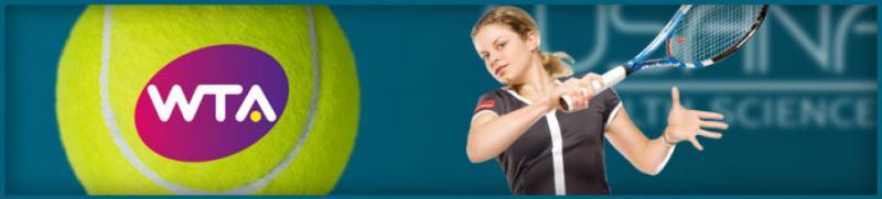 Тенісистки Даяна Ястремська і Катерина Козлова покращили позиції в рейтингу WTA