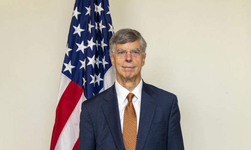 Посол Вільям Тейлор прибув в Україну як тимчасовий повірений США