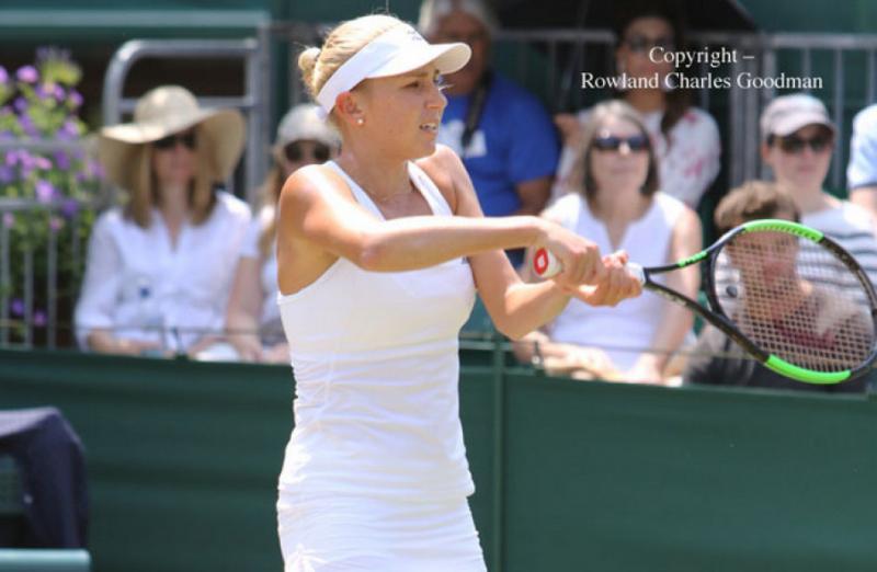 Надія Кіченок вийшла у друге кола змагань пар тенісного турніру Wimbledon-2019