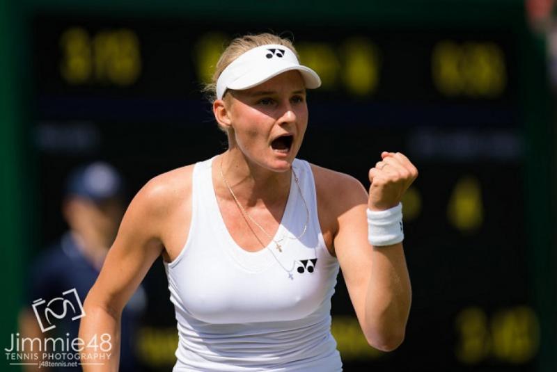Ястремська слідом за Світоліною пробилася до 1/8 фіналу Wimbledon-2019