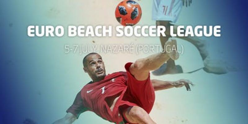 Збірна України з пляжного футболу гратиме у Суперфіналі Євроліги-2019