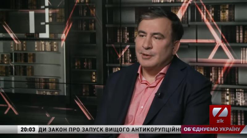 Жінка-президент: Саакашвілі заявив про крадіжку виборів у Грузії