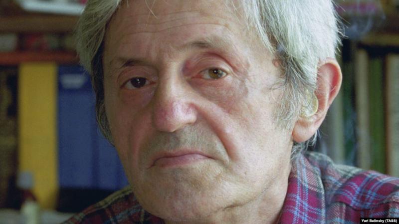 Помер відомий поет-шістдесятник з Криму