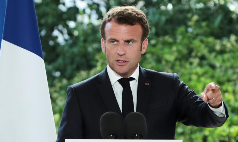 Макрон оголосив про створення у Франції командування космічних військ